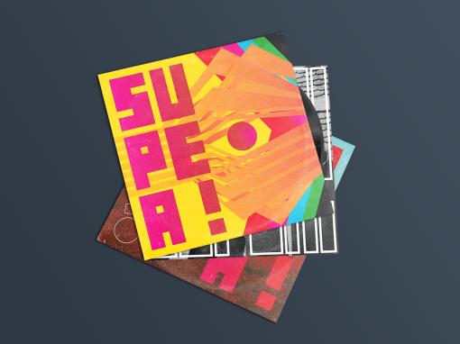 """""""Super!"""" Cover Art Concepts"""